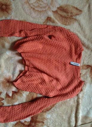 Стильный свитер bershka