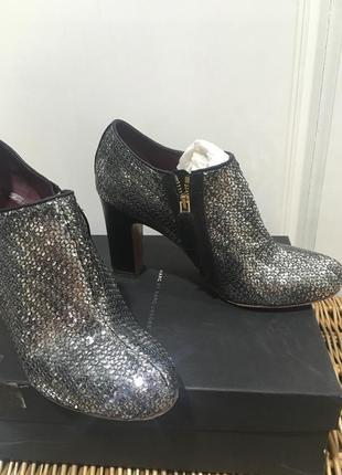 Красивые туфли/ботильоны marc jacobs оригинал