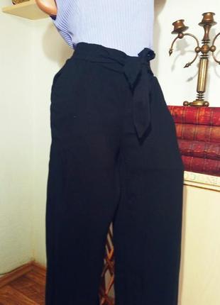 Натуральные повседневные, домашние брюки