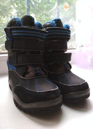 Ботинки сапожки термо