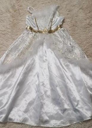 Платье 4-5 лет