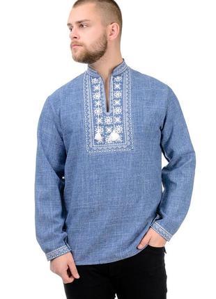 Мужская сорочка-вышиванка, вишиванка чоловіча
