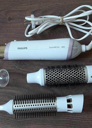 Фен-щетка philips essential care hp8662