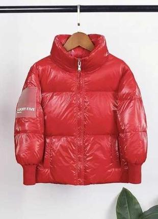 Куртка холлофайбер