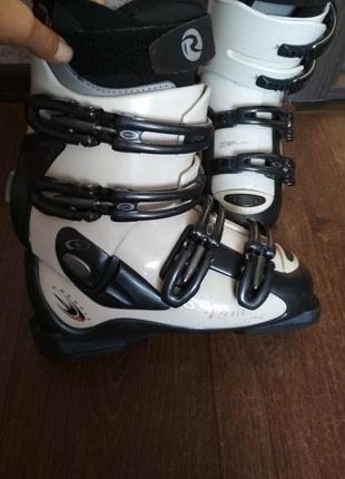 Лыжные ботинки 35-36 р