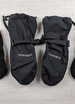Перчатки norrona 2пары s-m