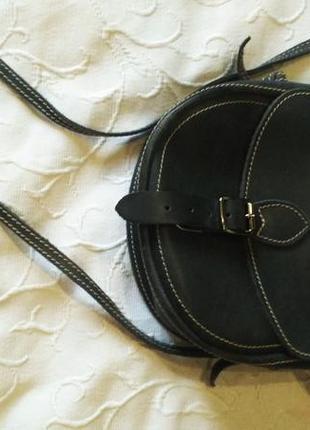 Шкіряна сумочка невеличка