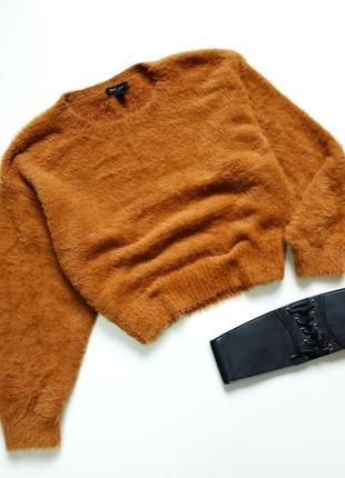 Красивый мягкий свитер от new look