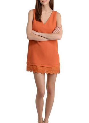 Платье короткий платье мини платье туника блуза блузка брендовое платье оригинал