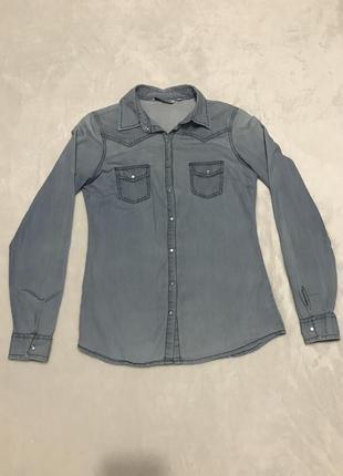 Стильна рубашка tally weijl