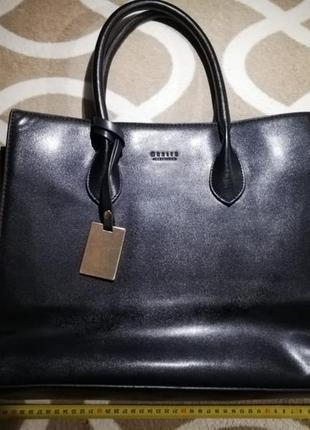 Черная сумка mohito