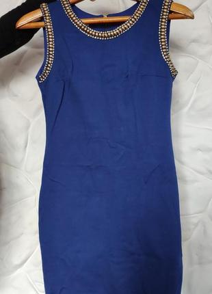 Силуэтное платье тory burch