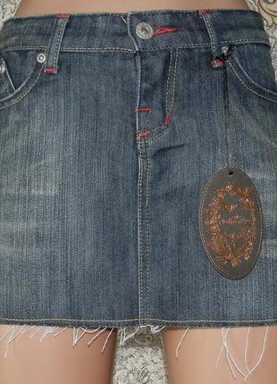Юбка джинсовая authentic 10р