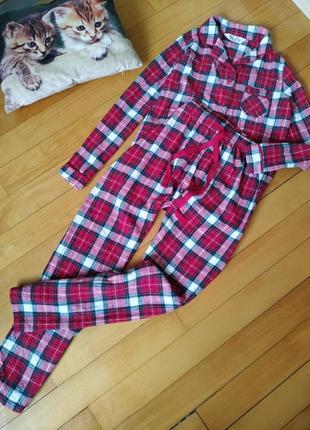 Красивая теплая пижама love to lounge