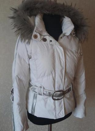 Куртка пуховая snowimage