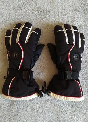 Лыжные термо перчатки s-м