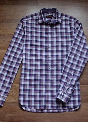 Стильна сорочка ben sherman оригінал 100% коттон