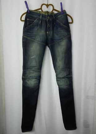 Стильные катоновые джинсы