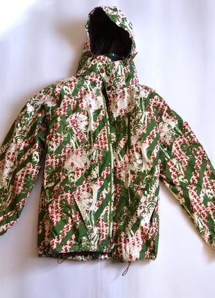 Куртка зимняя, лыжная salomon
