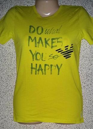Модная футболка от бренда armani junior.оригинал