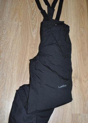 Лыжные штаны wedze decathlon p.s/m