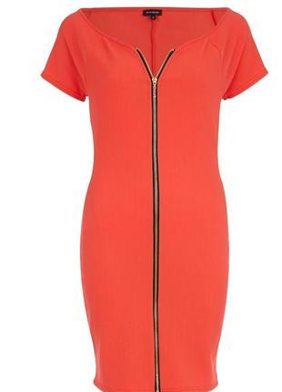Платье мини 48  размер  бюстье осеннее нарядное футляр новое на молнии
