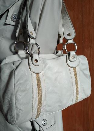 Женская кожаная сумка,италия