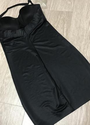 Мега крутая утяжка под вечернее платье, плотный лиф на косточке, дополнител.силик.бретели3 фото