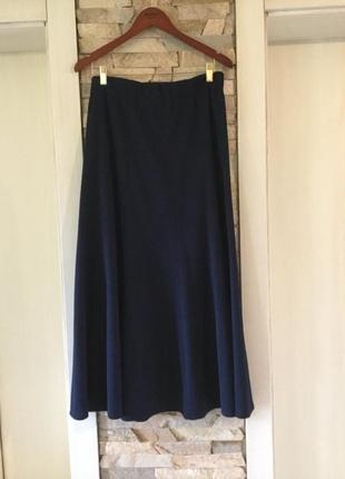 Трикотажная юбка макси - италия
