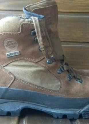 Трекинговые ботинки alpinus