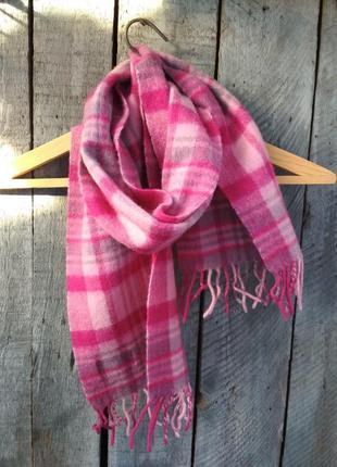 Шерстяной шарф из шерсти ягнёнка ballantrae