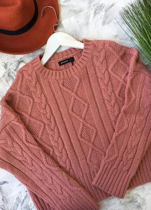 Пудровий светр 😍
