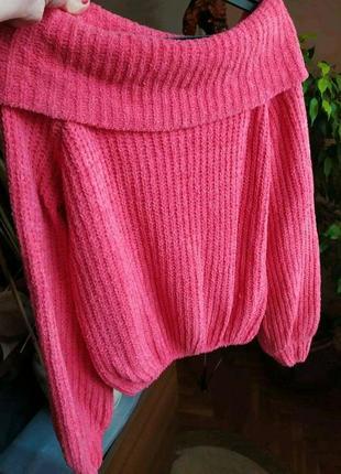 Плюшевий свитер плюшевий яркий