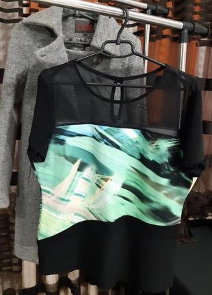 Стильная блуза,размер 3xl