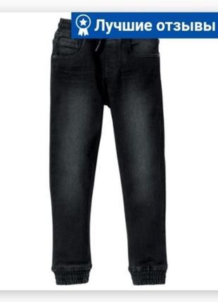 Pepperts тёплые джинсы для мальчика, рост 134