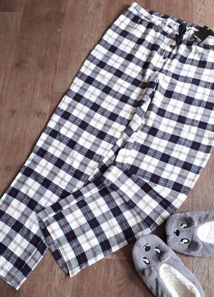 Фланелевые пижамные штаны для дома и сна esmara германия