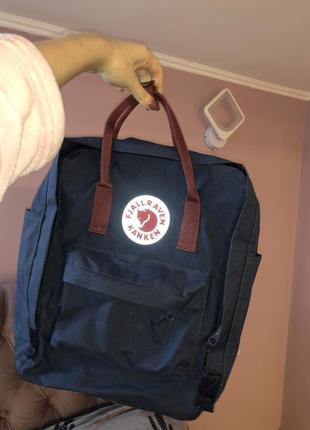 Канкен.рюкзак канкен.рюкзак.синий рюкзак.синий канкен.kanken