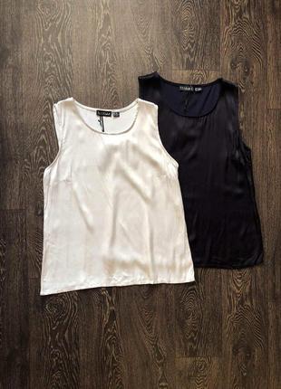 Блуза атласная от бренда esmara