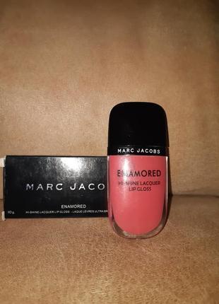 Блеск для губ  marc jacobs