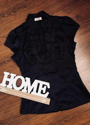 Блуза от orsay,кроп топ ,чорная orsay