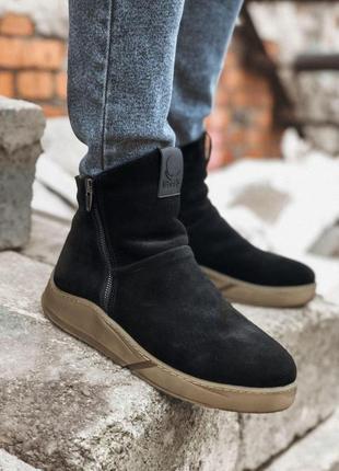 Угги сапоги ботинки зимние хутро овчина скидки розпродажа