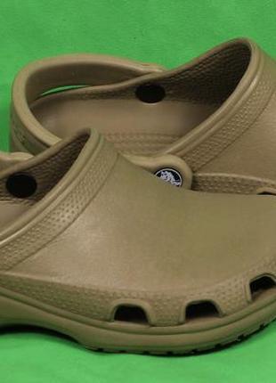 Кроксы crocs размер 36