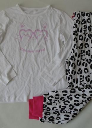 Пижама primark англия 5-6 лет 116 см