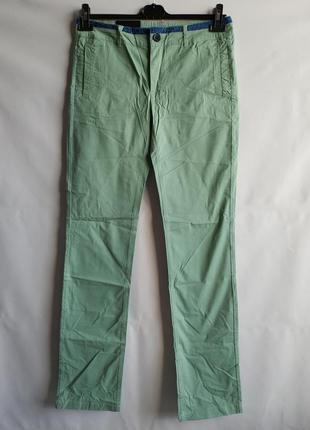Мужские штаны брюки французского бренда promod , m  сток европа