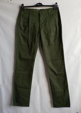 Мужские штаны брюки французского бренда promod , m,l,xl, сток европа