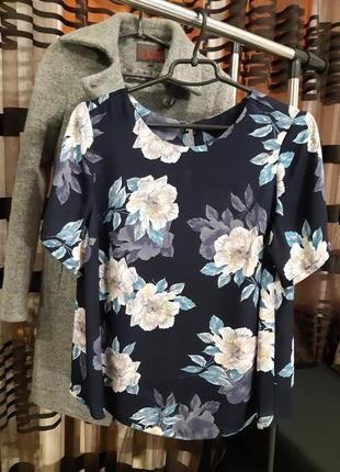 Стильная блуза, размер xxl