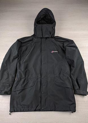 Куртка berghaus м