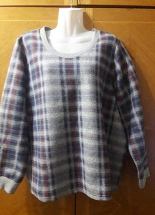 M&s большой свитер р.58-60.