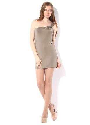 Темно бежевое платье lipsy s распродажа