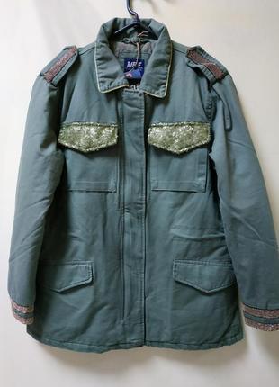 Демисезонная женская куртка rifle (италия)
